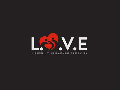 Living our very essence Logo Design. vector logo illustration