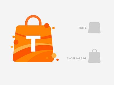 Trendz Tomb Concept 1 vector logo illustration