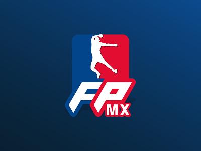 Logo design - FP México Softball adobe illustrator branding design logo