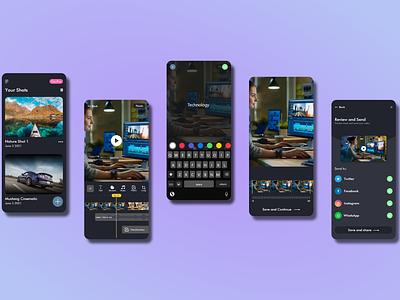 Videomate ui app