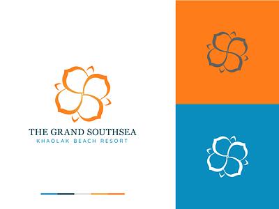 Illustration_South Sea Logo symbol icon colorful logo resort hotel logoicon logodesign logo illustration art vector adobe illustration designoftheday design