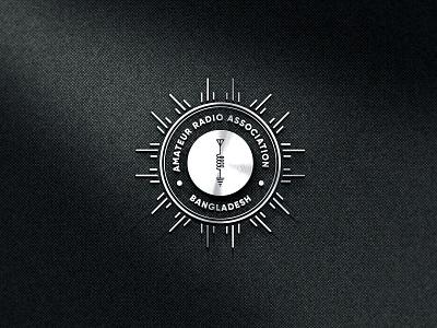 Illustration_ARA Logo Design logo design association radio amateur bangladesh vector illustration logo branding illustration art adobe creative designoftheday design
