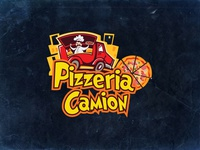 Pizzeria Camion Logo