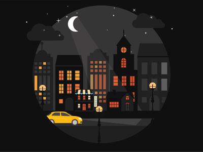 Illustration_Cityscape