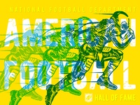 Illustration Over Print Effect Of Afc 01