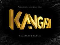 3D Model_Kangari Logo