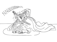 Vader overreacted