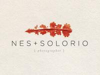 Nes Solorio - logo proposal