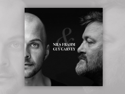 Dream Collab #001: Nils Frahm and Guy Garvey conceptual album art music collaboration