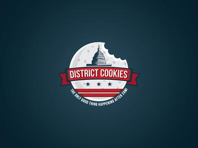 District Cookies logo