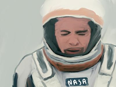 interstellar drawing old interstellar film flat minimal artwork creative vector photoshop illustrator illustration design animation
