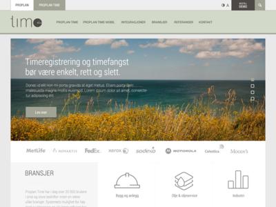 Website Proplan Time