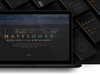 Mayflower Webdesign / 2016