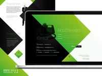 GO Business Website / 2011