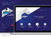 GSH Website / 2013