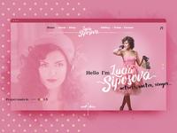 Siposova — Personal Website