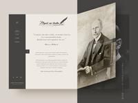 Write me a Book — Website 2013