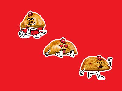 Mr. Tacos Juan identity mexico branding illustration titorama titofolio juan mexicano mexican eat love mascot design taco mascot