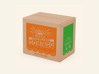 Legendario Domingo Mezcal / 6 pack mezcal titofolio titorama packaging package