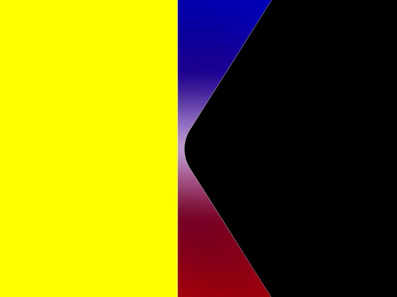 k letter color paper lettering titofolio k