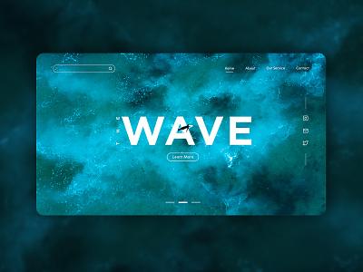 TheWave design branding ui designer