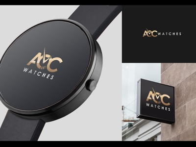 Logo Watches logos solve idea classic vector ai eps psd best silver gold branding graphicdesigner designer logodesign logotype logo logo watches logo watches