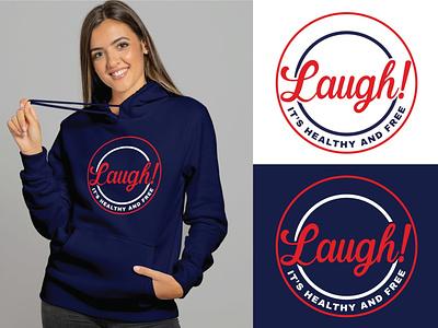 Laugh Logo Designed by Impressive Sol Surrey, UK graphicdesign logodesign graphics logos logodesigns logo logodesigner illustration branding design