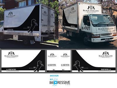 Vehicle Wrap Design - Van Wrap, Car Wrap, Truck Wrap Designed logos animation logodesigns graphicdesign sticker design logodesigner design branding illustration truck truck wrap