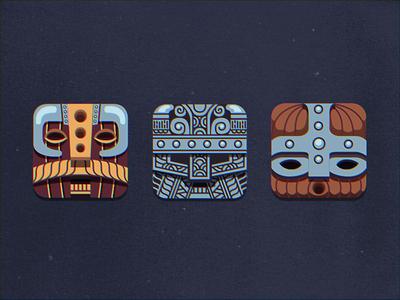 Viking masks