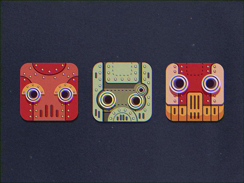 Masksrobots