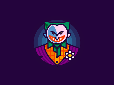 Jokerrr illustration character comic batman joker