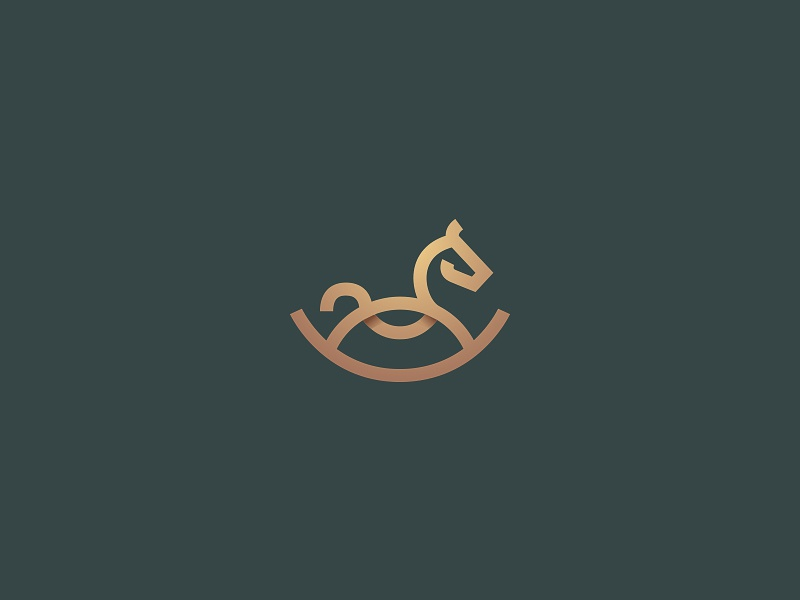 rocking horse by nick kumbari dribbble