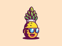 Pineapple Dude