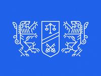 Lions heraldry