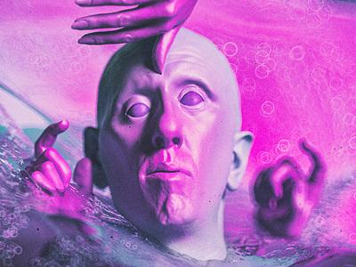 The Miracle purple illustration crypto nftart redshift3d freak zbrush monster c4d render 3d