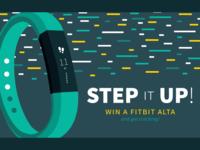 Advantage Fitbit Contest