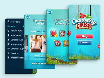 Game Design  iconography illustrations gamification mobile website design game responsive ios ui ux