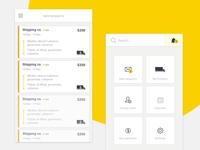 Freight/ Shipment Mobile App