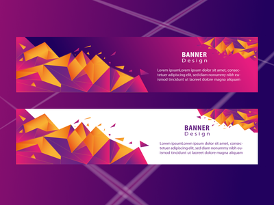 Web Banner ui design