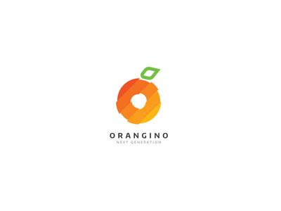 Orange Circular Logo