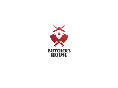 Butcher's House Logo