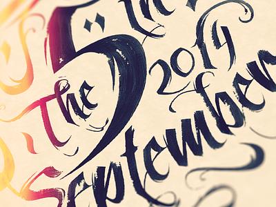 The 5th September