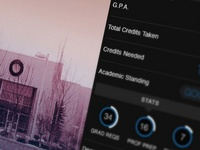 University Graduation Planner