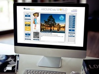 Expedia Around the World Campaign
