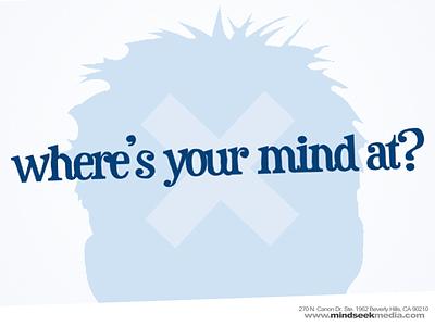 Mindseek Media bcard business card identity logo