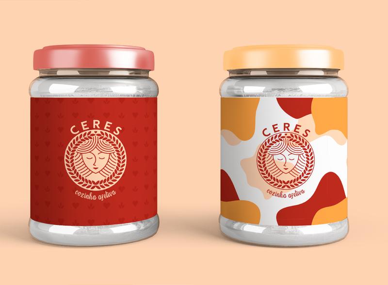 Visual Identity | Ceres - Cozinha Afetiva branding logo design