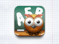 ABCnimal iOS app icon