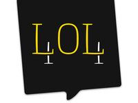 LOL. 404 Error Page Message