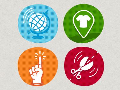 Citees icons