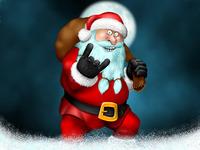 Crazy Santa (Happy New Year)